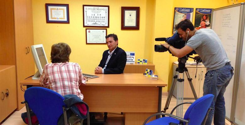 entrevista a Antonio presidente de AEGI Anadalucia